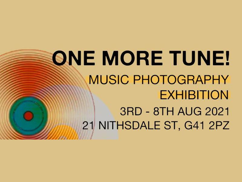One More Tune! Music Photography Exhibition By Martyna Maz