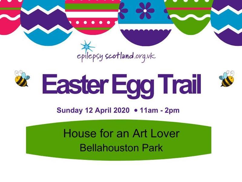 Epilepsy Scotland Easter Egg Trail - CANCELLED