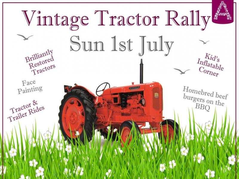 Ardardan Vintage Tractor Rally