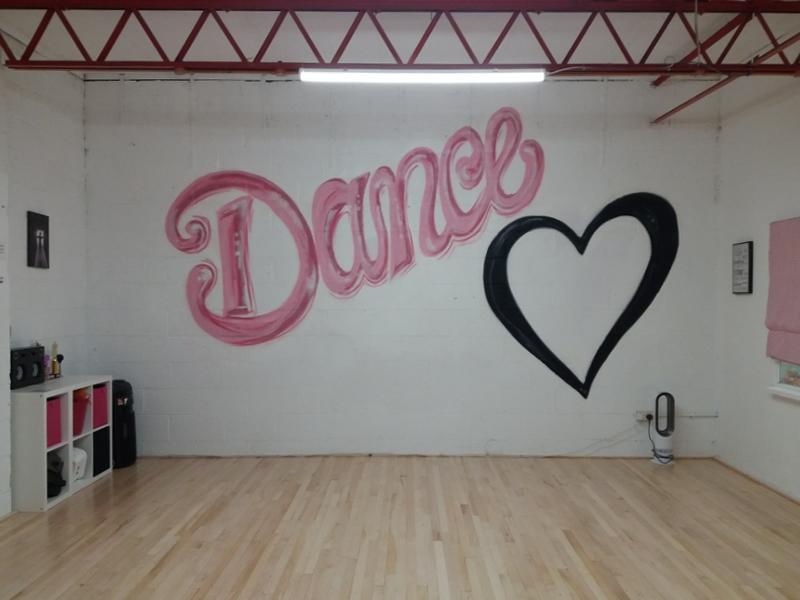 Dance Cumbernauld Studio