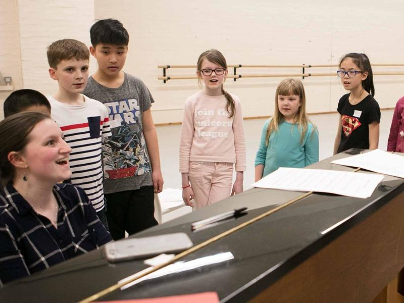Musical Theatre For Primary 3 - 4 (Online Course)