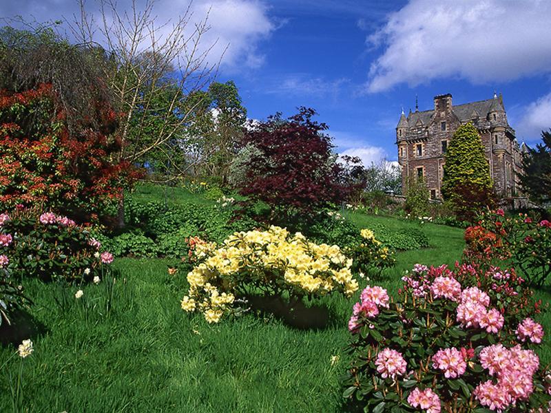 Scotland's Gardens Scheme Open Garden: Kilbryde Castle