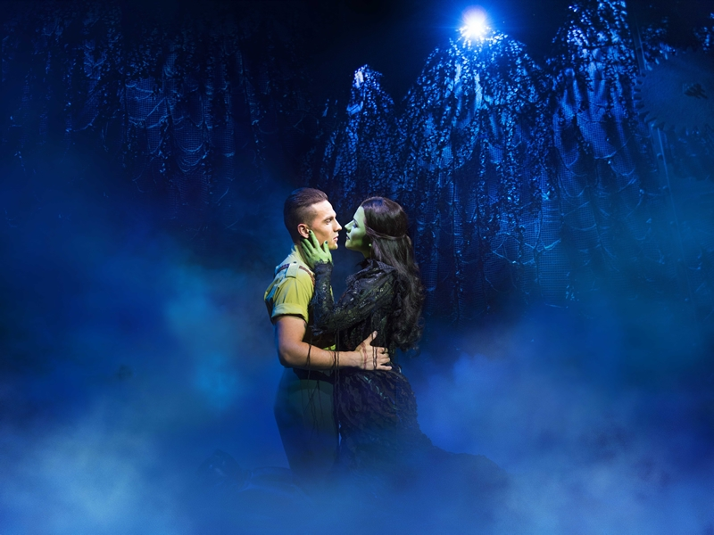 Wicked 2018 UK & Ireland Tour Releases First Production Photographs