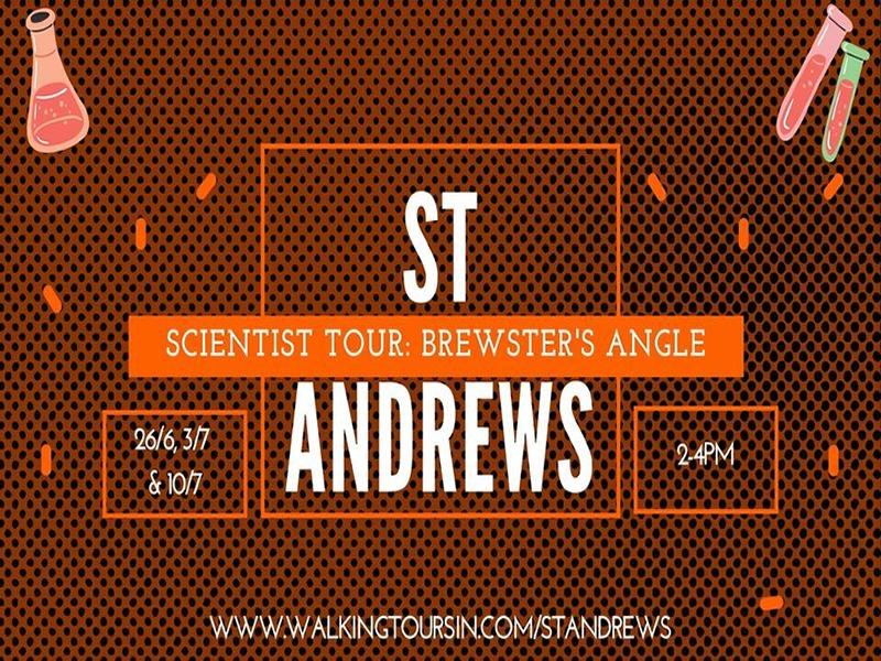 A Scientific Tour of St Andrews: Brewster's Angle!
