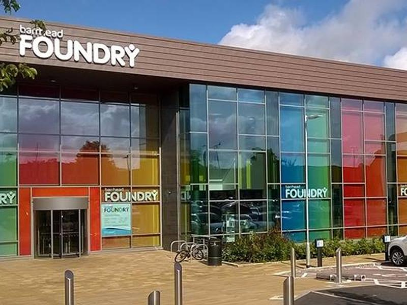 Barrhead Foundry