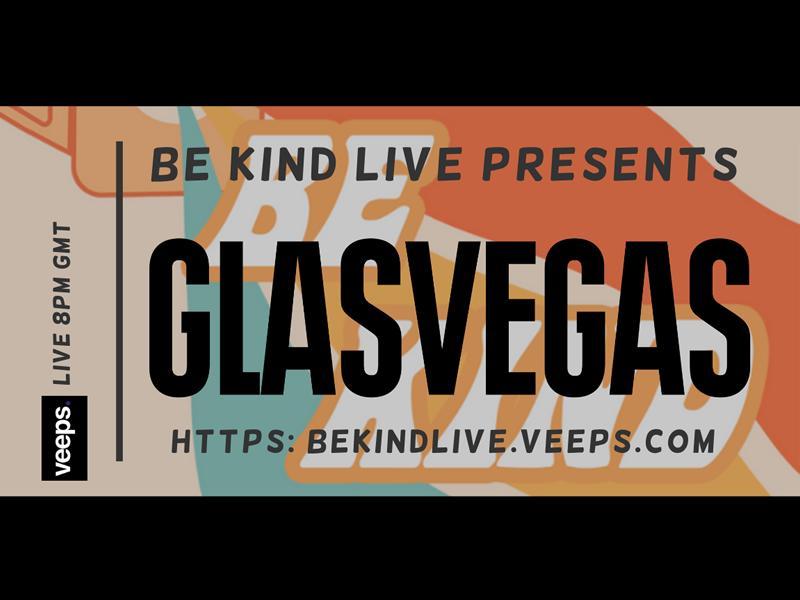 Be Kind Live presents Glasvegas