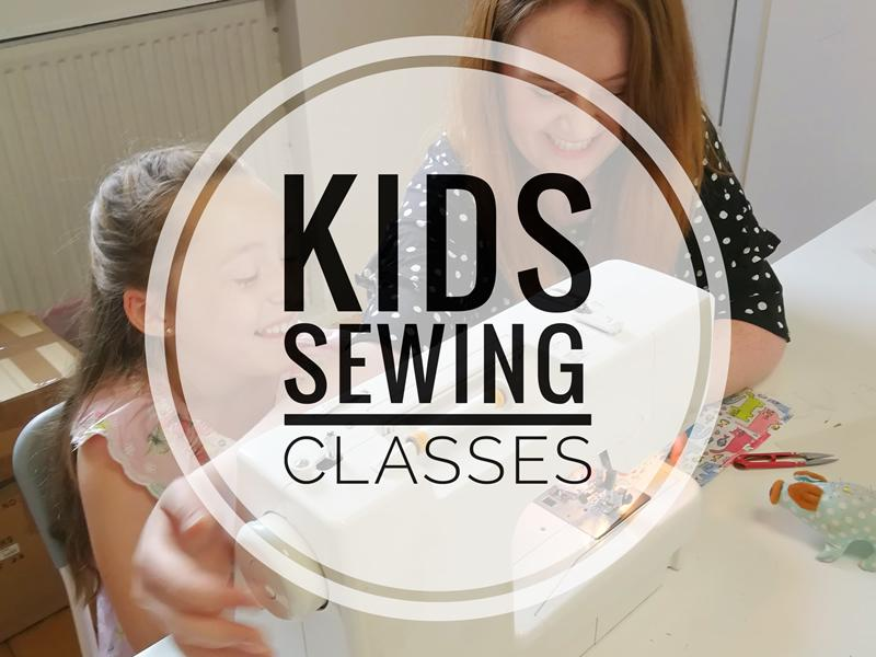 Kids Introduction to Sewing - CANCELLED