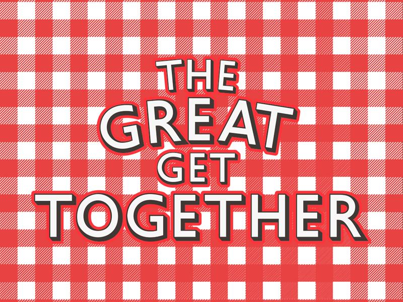 The Great Get Together Coffee & Cake