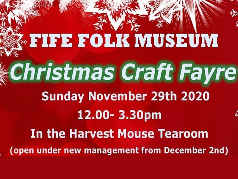 Fife Folk Museum Christmas Craft Fayre