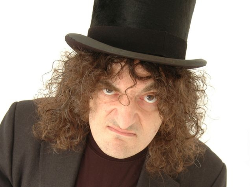 Jerry Sadowitz: Make Comedy GRATE Again