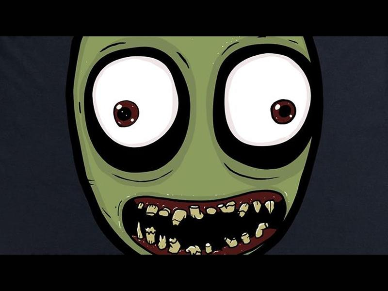 Salad Fingers + Q&A With Creator David Firth