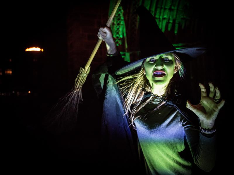 Countdown to Halloween Festival inspired by the dark witch history of Paisley