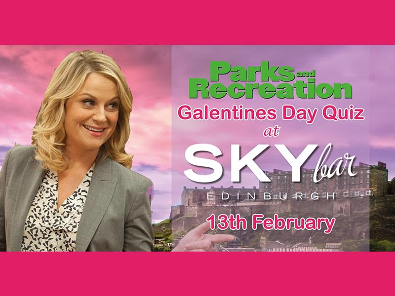 Galentine's Day Quiz featuring Parks and Recreation