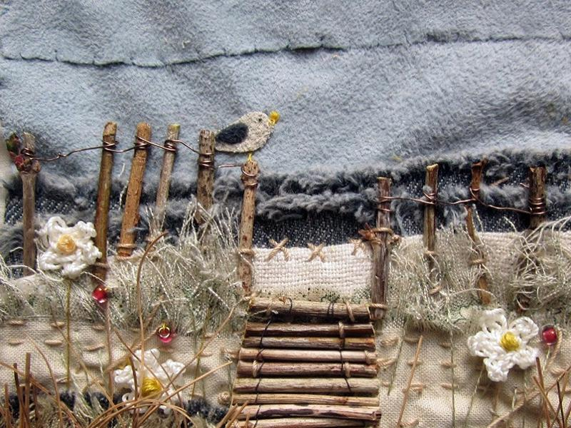 Textile Therapy: Textile Art to Take Your Mind Off Things