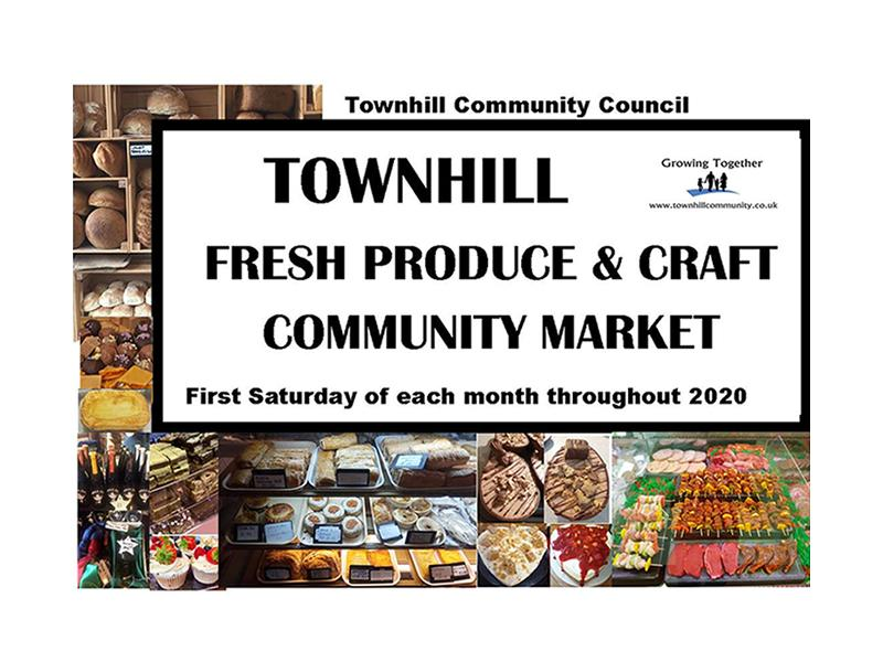 Townhill Fresh Produce and Craft Community Market