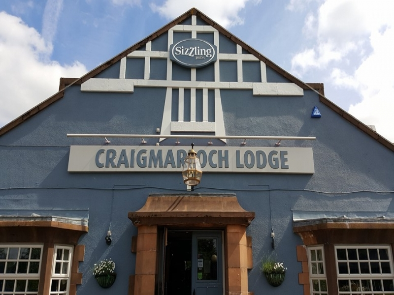 The Craigmarloch Lodge