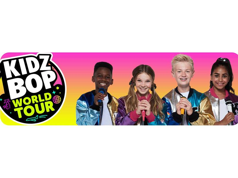 Kidz Bop World Tour - CANCELLED
