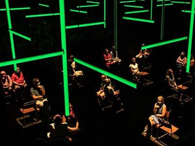 The Donmar Warehouse Production of Blindness