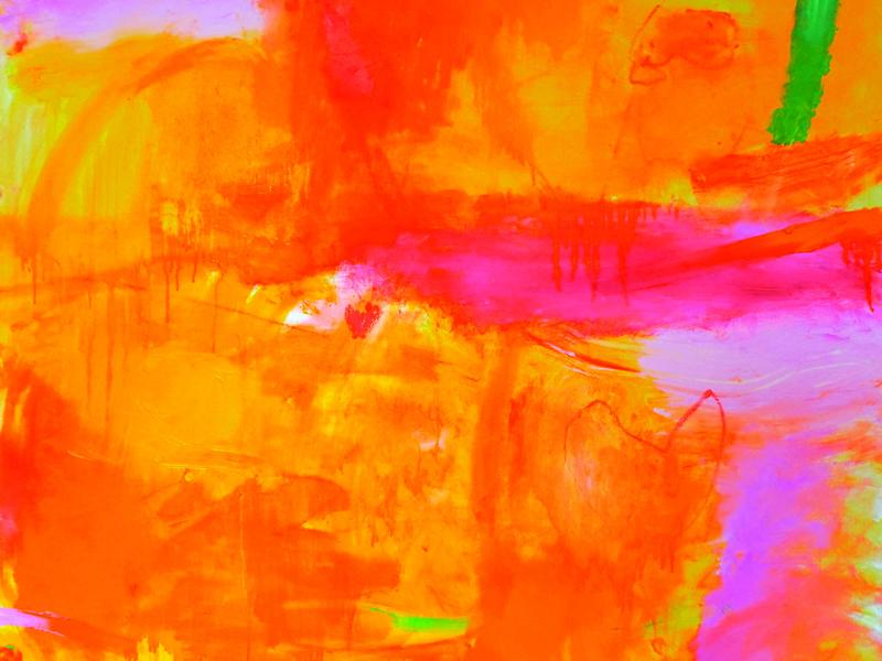 Alison McWhirter Solo Exhibition: Meditations On Colour
