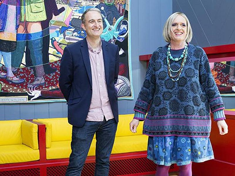 Charles Holland –The Architect of Grayson Perry's Dream House