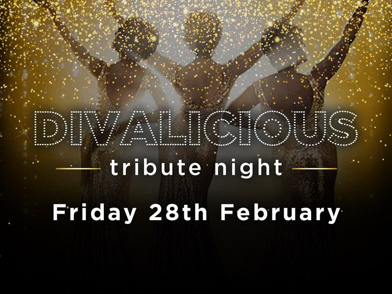 Divalicious Tribute Night
