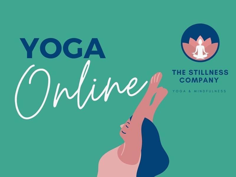 Yoga with Nikki from The Stillness Company