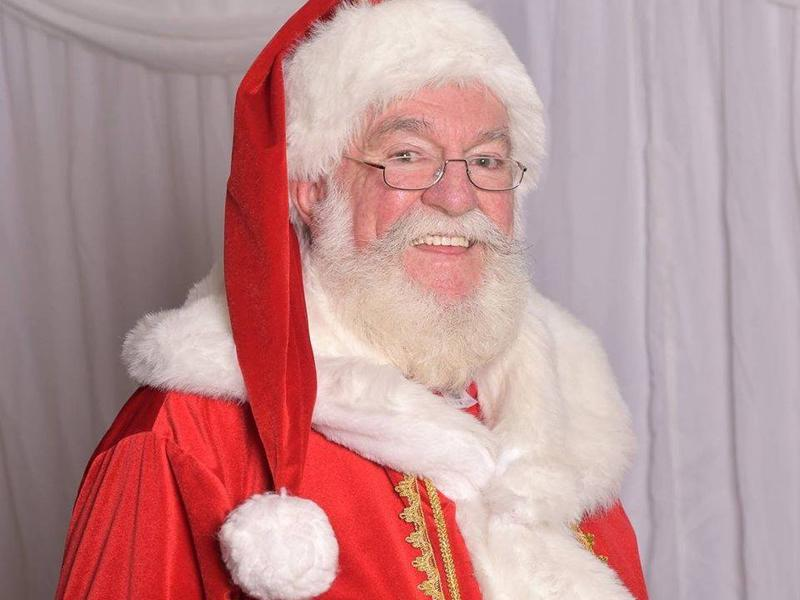 Santa Clause is coming to... Zoom