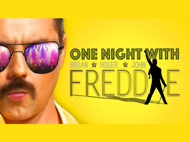 One Night With Freddie
