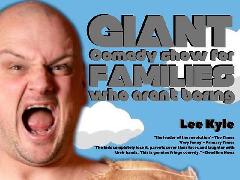 Lee Kyle's Giant Family Comedy Show