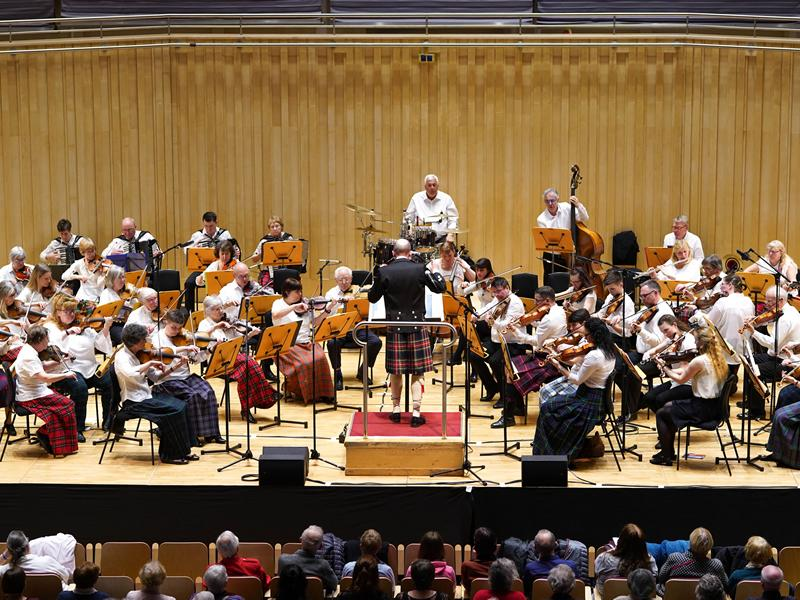 Fiddlers Rally - Caledonian Fiddle Orchestra - CANCELLED