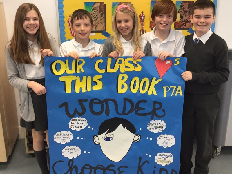 Reading is in the good books for Renfrewshire pupils