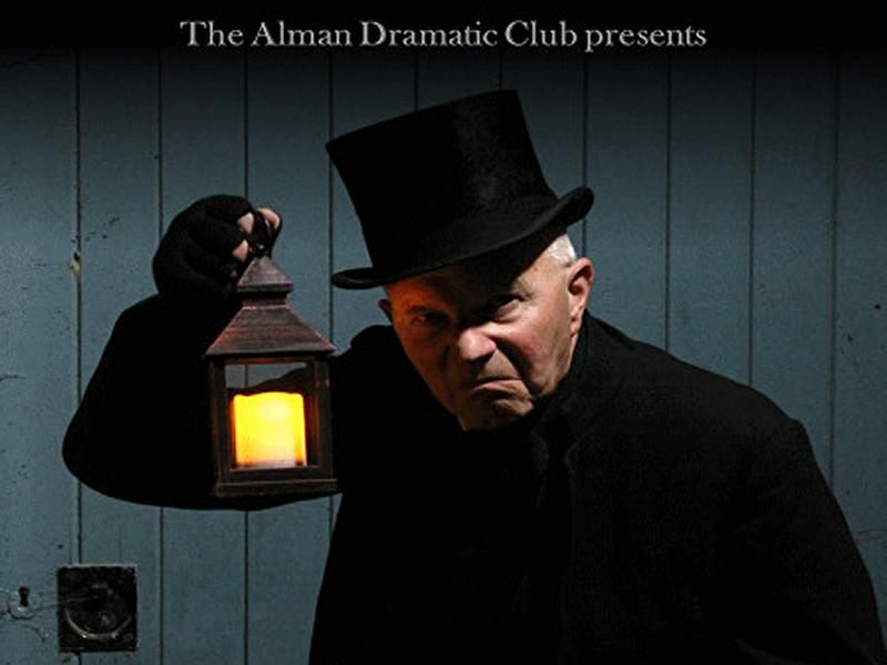 When Was A Christmas Carol Written.A Christmas Carol At The Coach House Theatre Alloa Alloa