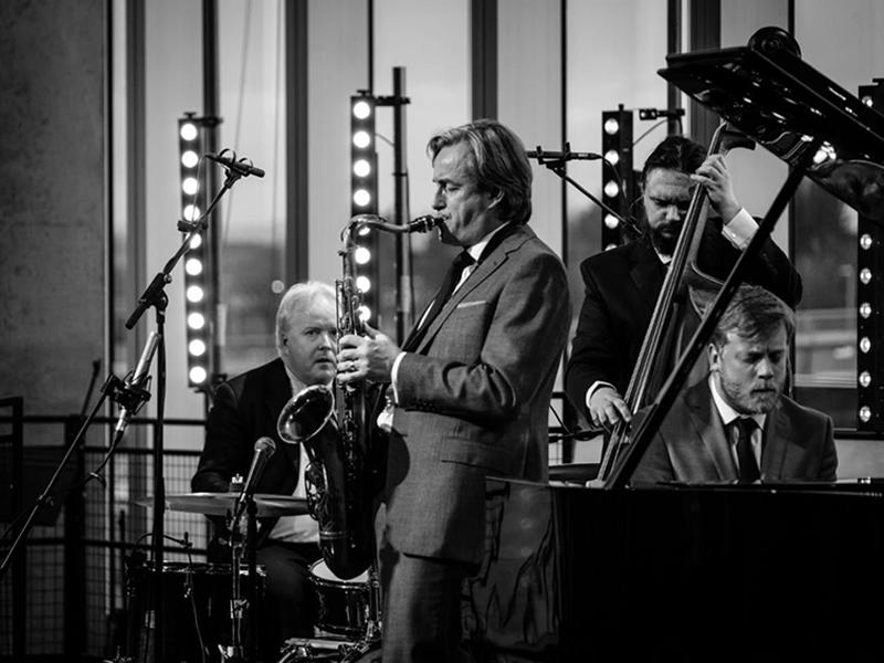 Tommy Smith Quartet: Embodying the Light