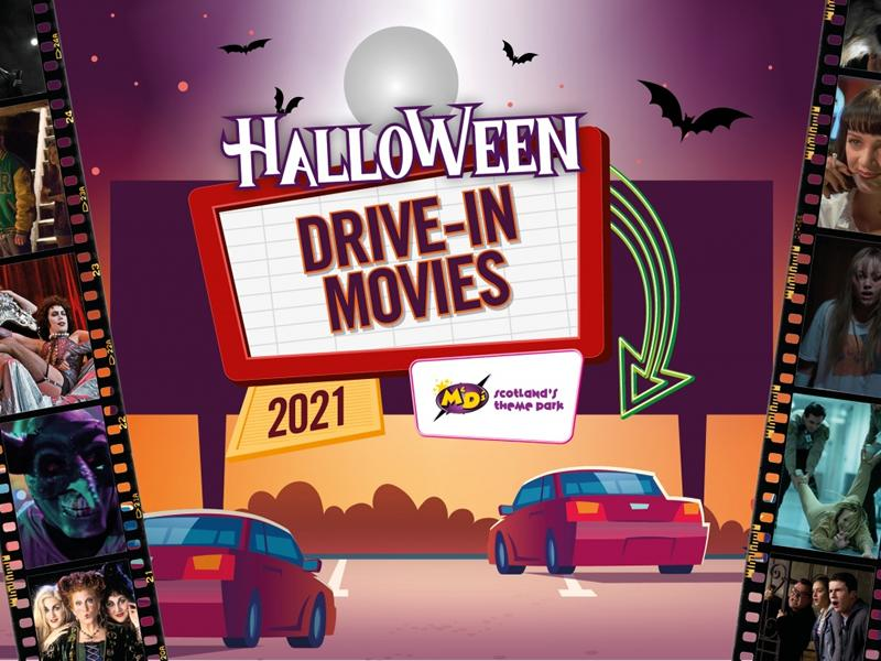 M&Ds Halloween Drive In Movies