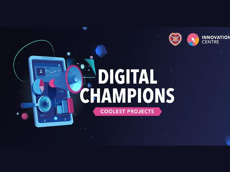 Digital Champions: Coolest Projects
