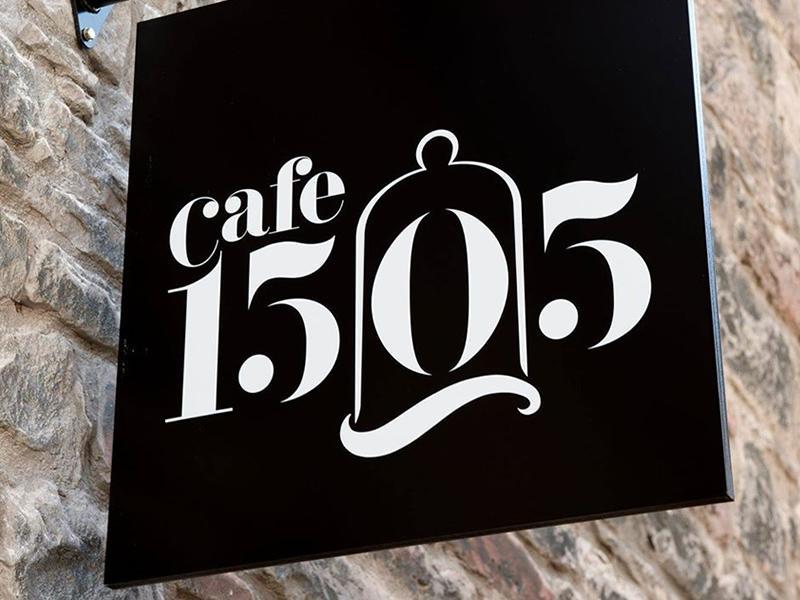 Café 1505 Al Fresco