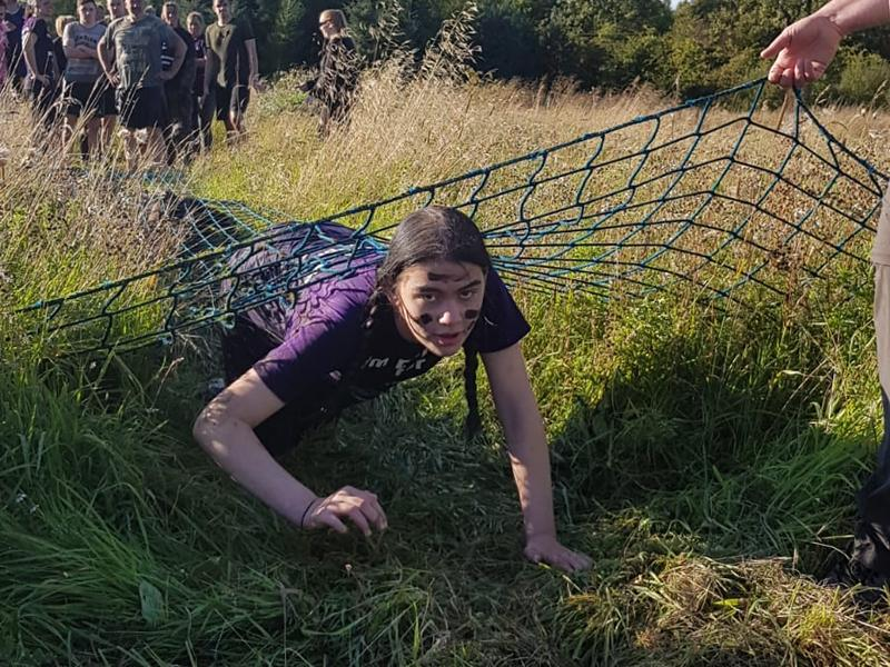 St Andrew's Hospice Muddy Muckers Fun Obstacle Challenge