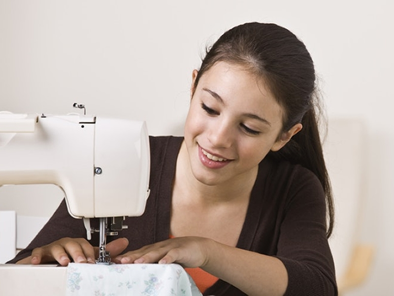 Kids Introductory Sewing Class