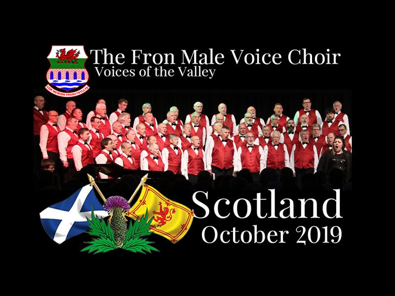 An Evening With the Fron Male Voice Choir
