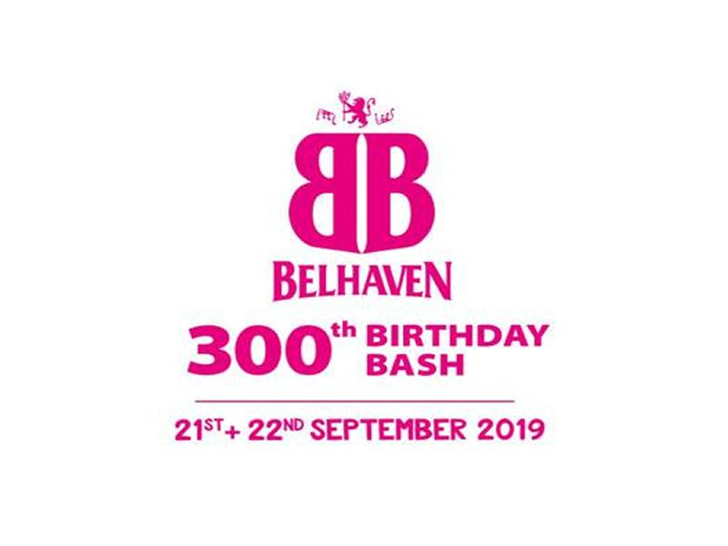 Belhaven 300th Birthday Bash