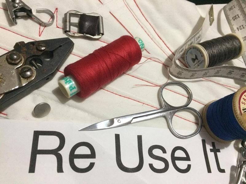 Re Use It. Free Upcycling Workshops