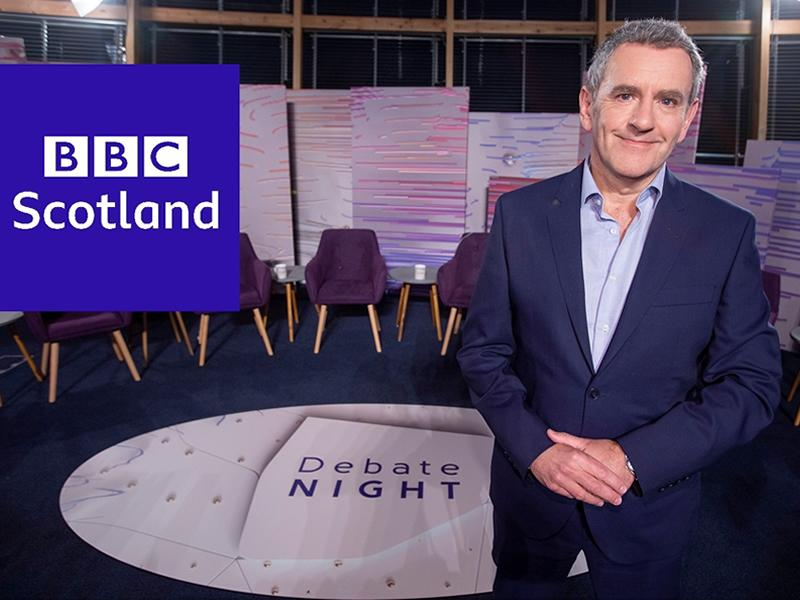 BBC Scotland Debate Night wants YOU to be part of the audience.