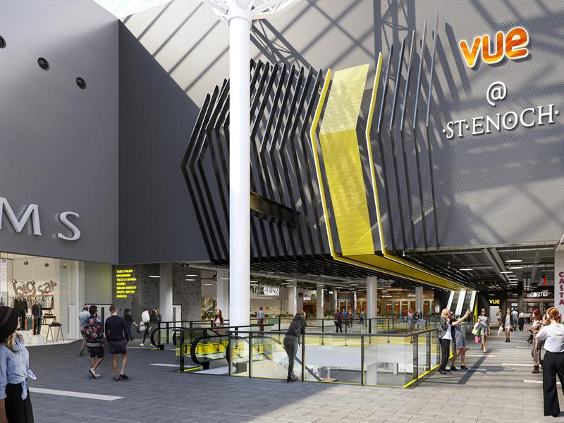 St. Enoch Centre set to spice up food offering as part of multi million pound redevelopment