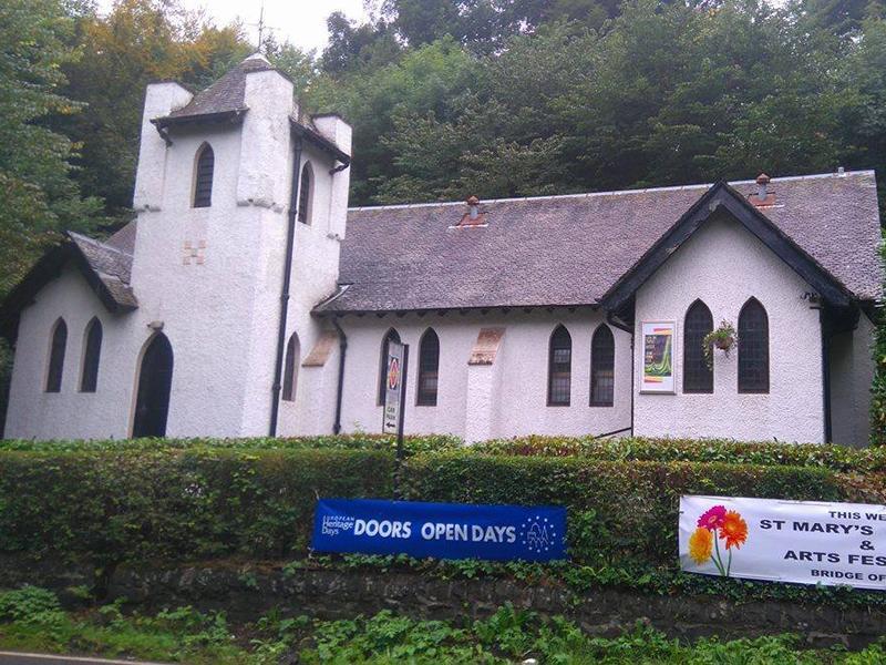 Doors Open Days: St Mary's Episcopal Church