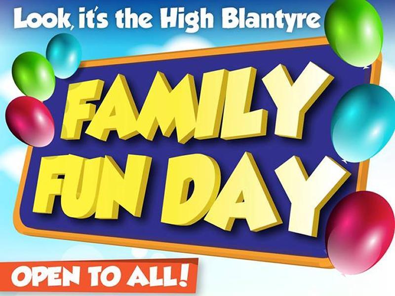 High Blantyre Fun Day