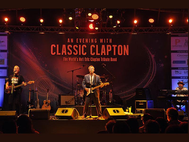 Classic Clapton - 35th Anniversary Tour