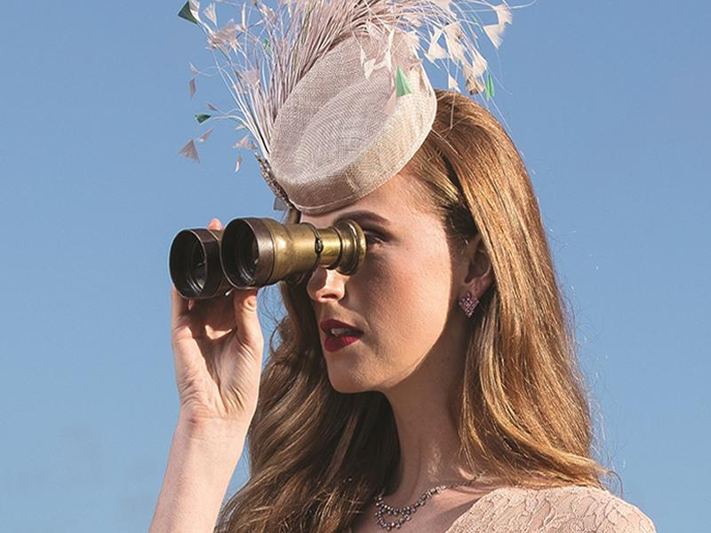 Stobo Castle Ladies Day at Musselburgh Racecourse