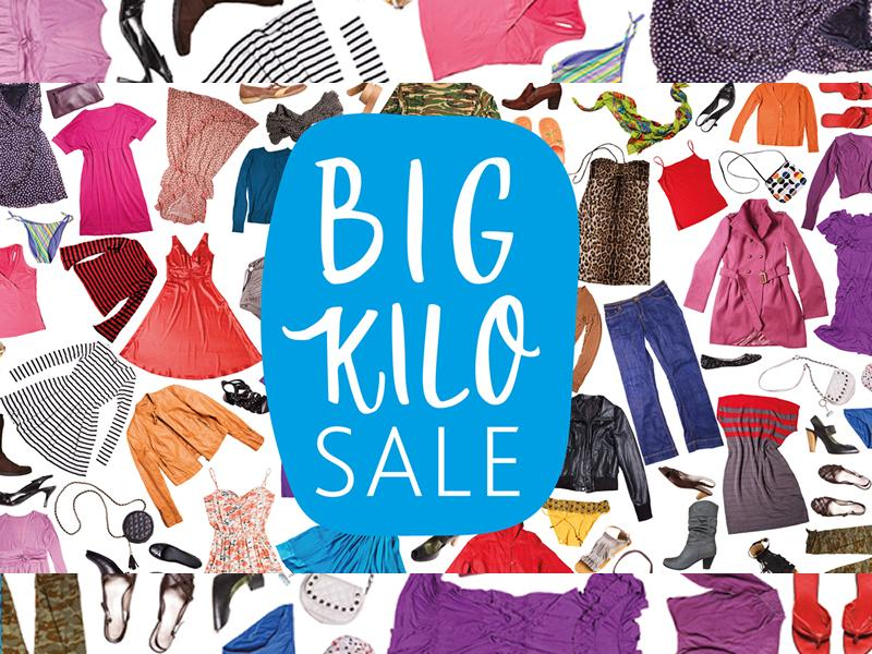 The Big Kilo Sale