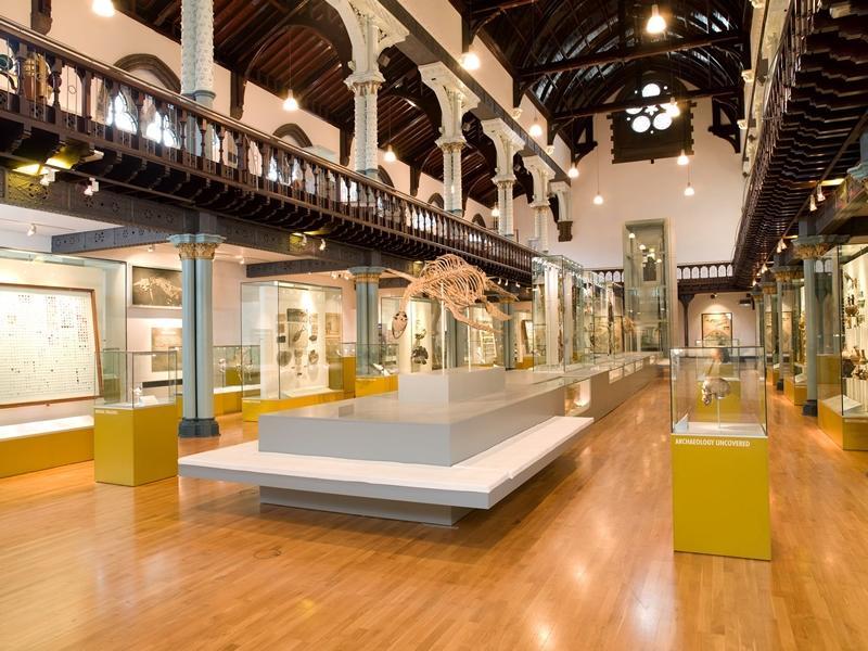 Hunterian Museum And Art Gallery
