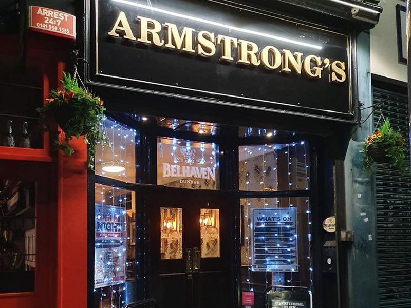 Armstrongs Bar